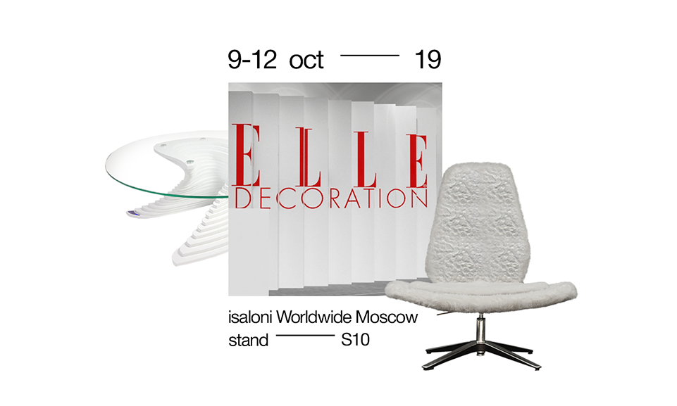 Pleasing Collaboration With Elle Decoration At Isaloni 2019 In Moscow Ibusinesslaw Wood Chair Design Ideas Ibusinesslaworg